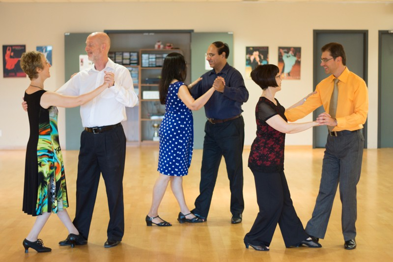 Group Dance Classes in North York