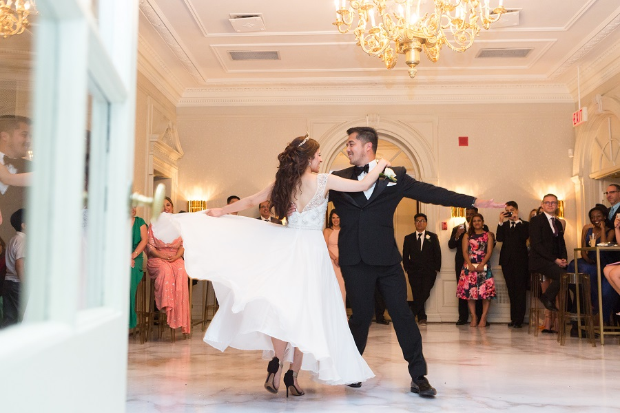 Our wedding dance looked like Dancing with the Stars - NEW